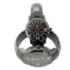 Κεραμικό Ρολόι (μαύρο)